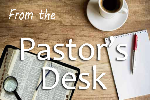 From the pastors desk asbury amherst umc